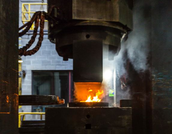 Open Die Forging, Closed Die Forging